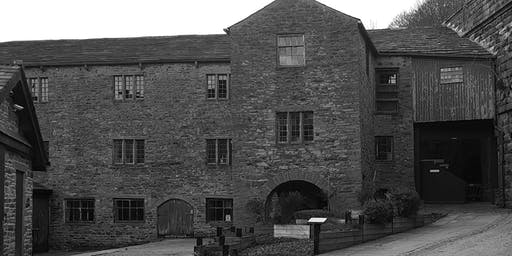 GHOST HUNT HELMSHORE MILL HELMSHORE SAT 7TH SEPT BRING A FRIEND FOR £15