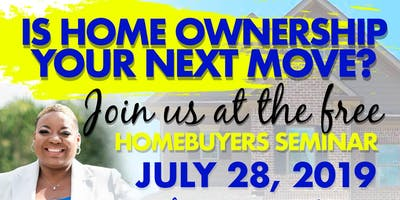 FREE HOME BUYER SEMINAR-SOLUTIONS SUNDAY WITH SHANA- JULY 28th