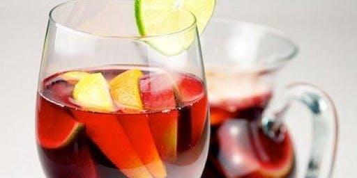 Summer Sangria Tasting at Baldwin Vineyards