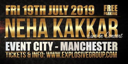 Ria Money Transfer pres. with Explosive Group 'NEHA KAKKAR' Live in Concert