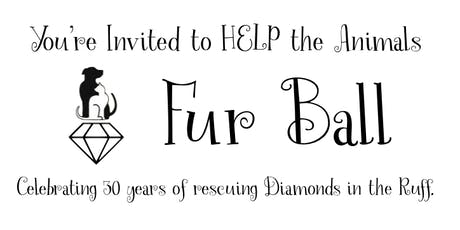 HELP the Animals Fur Ball tickets