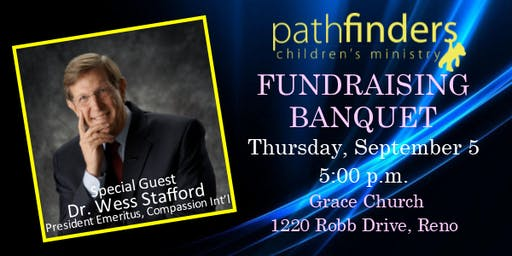 Pathfinders Children's Ministry Fundraising Banquet