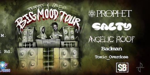 Prophet & Salty's Big Mood Tour - Space Bass X