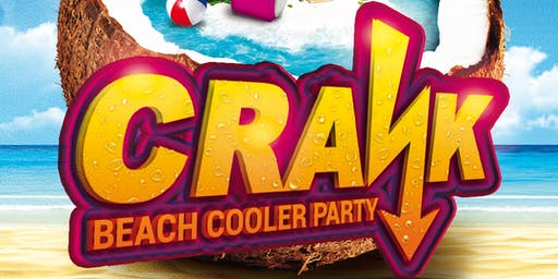 CRANK Beach Cooler Party (Crop Over 2019)