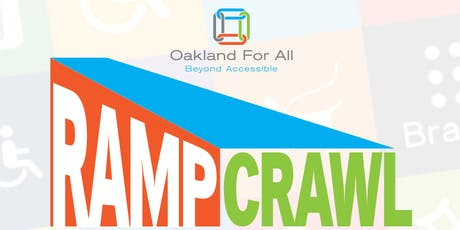 Fifth Annual Oakland Ramp Crawl tickets