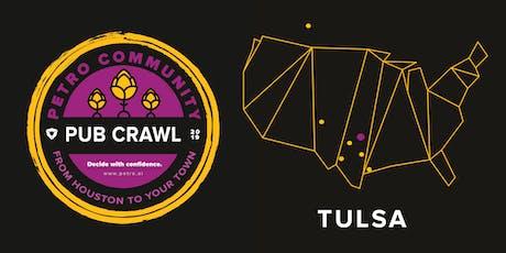 Petro.ai Community Pub Crawl: Tulsa Happy Hour co-hosted with Biota tickets