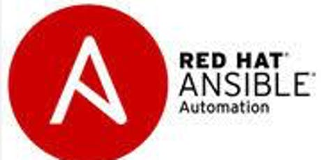 Utah Ansible / RedHat Network Automation Work Shop with Trace3 tickets