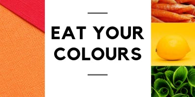Eat Your Colours: A Chromatic Dining Experience