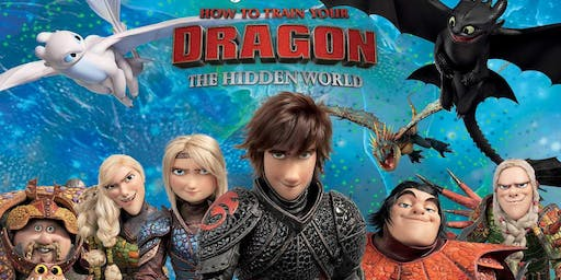 Family Movie Night Showing: How to Train Your Dragon: The Hidden World