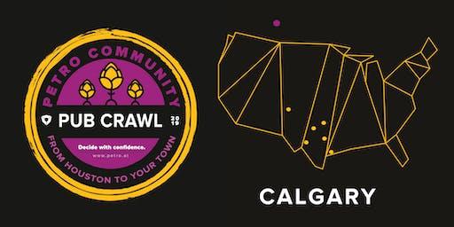 Petro.ai Community Pub Crawl: SPE ATCE Happy Hour with Cordax in Calgary