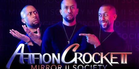 """Affion Crockett: Mirror II Society"" Live at the El Portal Theatre tickets"