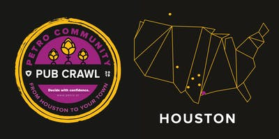 Petro Community Pub Crawl: Houston Happy Hour with Dr. Mark Zoback