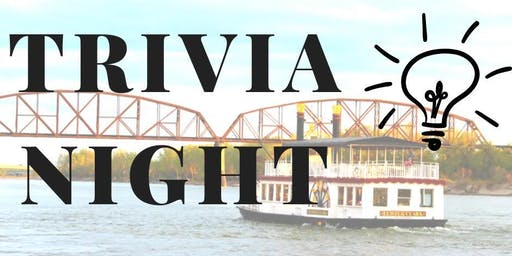 Trivia On The Riverboat July 31