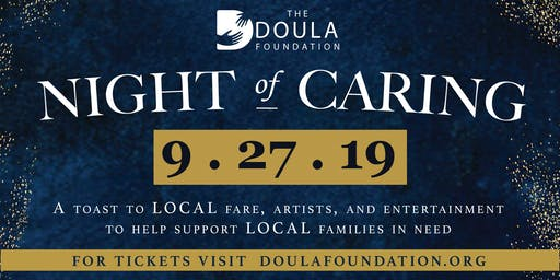 Night of Caring, a Doula Foundation event