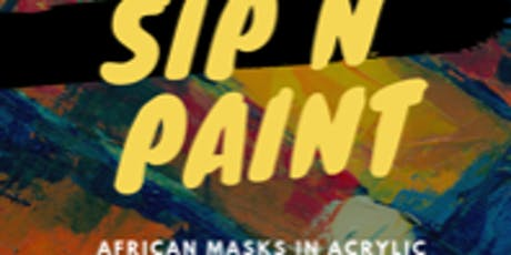 The Afro-Centric Sip -n- Paint  tickets