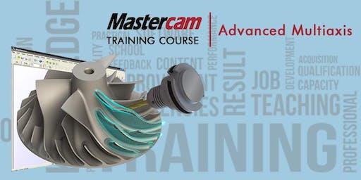 Version 2020 Mastercam Advanced Multiaxis Training