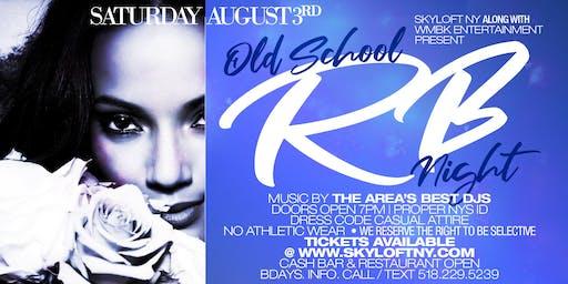 Old School R&B Night