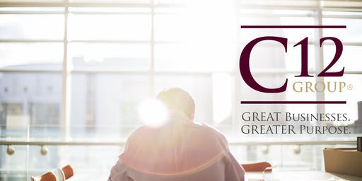 C12 Group Executive Briefings: Building GREAT Businesses for a GREATER PURPOSE