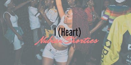 I (Heart) Nubian Shorties... Pajama Jammy Jam tickets