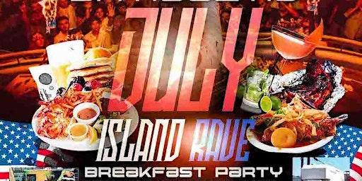 Jerk Alert Island Rave Breakfast Party
