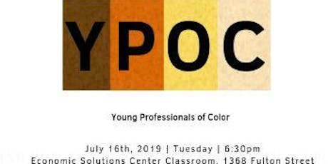 Y.P.O.C.- Young Professionals of Color Brooklyn tickets