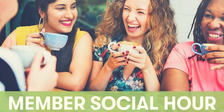 [Member Event] Member Social Hour tickets