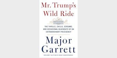 Meet Major Garrett at the Nixon Library
