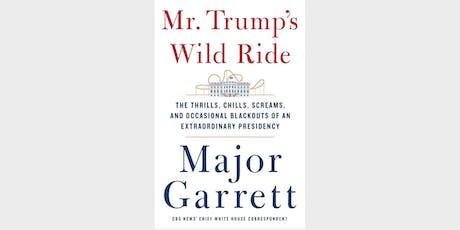 Meet Major Garrett at the Nixon Library tickets
