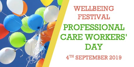 Professional Care Workers' Day | London Wellbeing Festival tickets