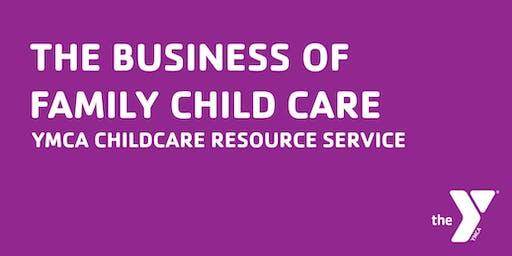 El Negocio de Cuidado Infantil Familiar: Impuestos y Manteniendo Archivos