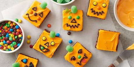 GF Buddies- Halloween Baking Class tickets