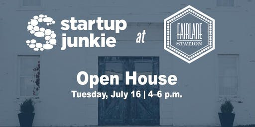 Startup Junkie Open House