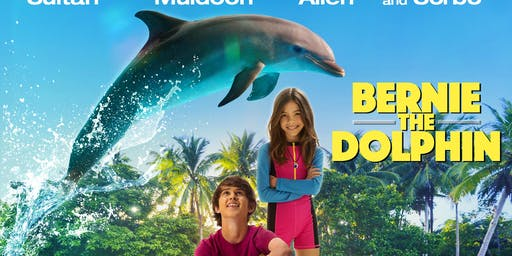 Family Movie Night Showing: Bernie the Dolphin
