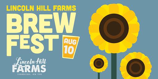 Lincoln Hill Farms Brew Fest