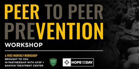 July PEERvention Workshop: Sponsored by Road Home Program tickets