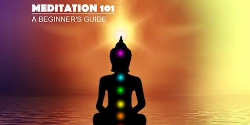 Beginners Meditation 101