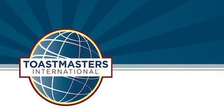 Sixth Avenue Toastmasters Club tickets