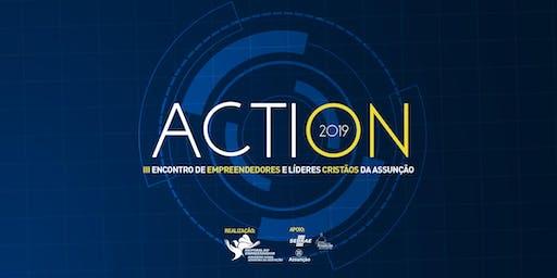 ACTION 2019 | Empreender com visão cristã