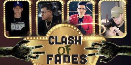 Clash of Fades tickets