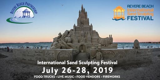 2019 REVERE BEACH INTERNATIONAL SAND SCULPTING FESTIVAL (WBOP GATHERING)