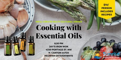 Cooking with Essential Oils! tickets