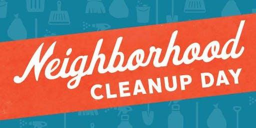 Ohio City Community Clean-up