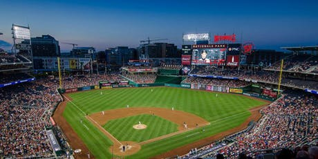 Free MLB Nationals Baseball tickets for SEAS Graduate Students tickets