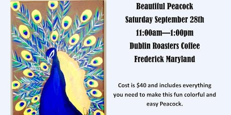 Beautiful Peacock tickets