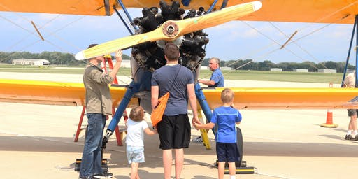 Third Annual DuPage Airport Back to School Celebration