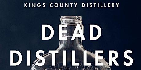 Dead Distillers Trolley Tour tickets