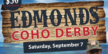 Edmonds Coho Derby 2019 tickets