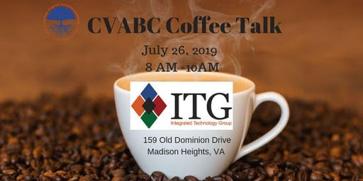 Coffee Talk at Integrated Technology Group