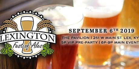 Lex Fest of Ales tickets