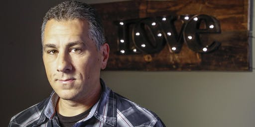 John Pavlovitz - 11/15 Speaking Event and 11/16 Workshop